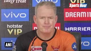 IPL 2019 SRHvs DC: Kane Williamson fit to play, says Tom Moody