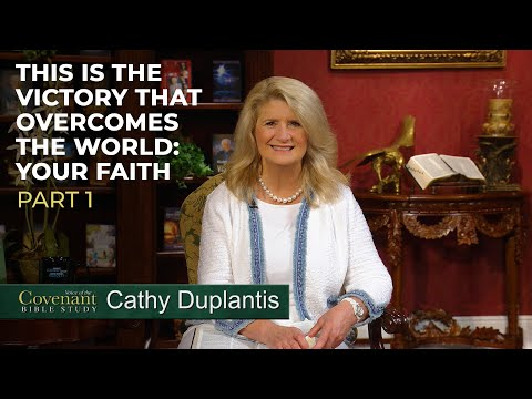 Voice of the Covenant Bible Study, July 2020 Week 1  Cathy Duplantis