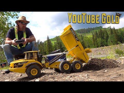 YouTube GOLD - ROAD TRIP: A Storm is BREWING (s2 e13)  Miniature Gold Mining - UCxcjVHL-2o3D6Q9esu05a1Q
