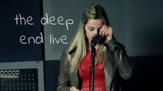 The Deep End - Live - holliethubron , Acoustic