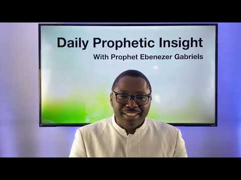 A Day of Fresh Breath: Prophetic Insight Dec 29th, 2020