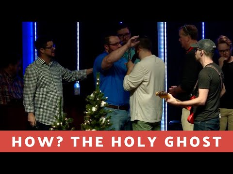 How? The Holy Ghost :: Presents - Christmas At Turning Point Sermon Series