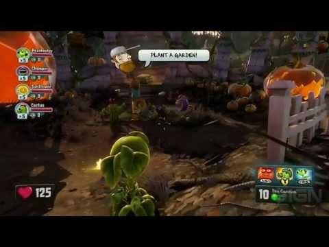 Plants vs. Zombies: Garden Warfare Gameplay - E3 2013 EA Conference - UCKy1dAqELo0zrOtPkf0eTMw