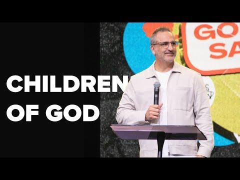 We Are All Children of God  Pastor Michael Turner