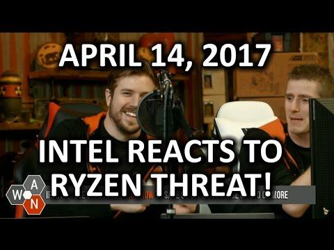 Intel FINALLY Reacts to Ryzen Threat - WAN Show April 14, 2017 - UCXuqSBlHAE6Xw-yeJA0Tunw