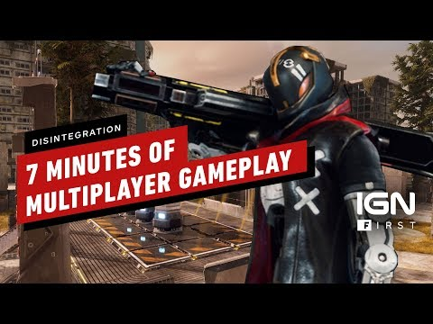 Disintegration: 7 Minutes of Control Mode Multiplayer Gameplay - IGN First - UCKy1dAqELo0zrOtPkf0eTMw