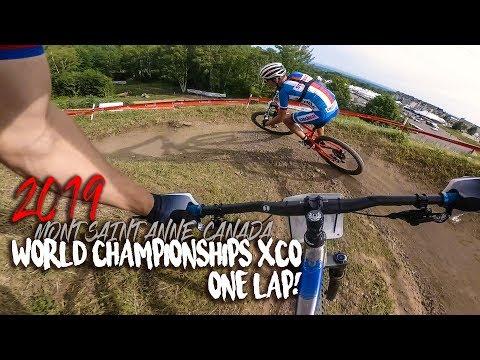 One Lap v Kanadě s Ondrou Cinkem - XCO Track Preview World Championships 2019 XCO - Mont Saint Anne - UCdx7N7xM1MTJKivOL0aMpoA