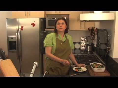 Brócoli y zanahoria gratinados - Broccoli and Carrot Gratin - UCvg_5WAbGznrT5qMZjaXFGA
