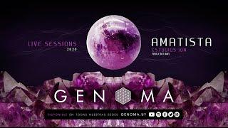 Genoma - Amatista - Live Session Estudios ION