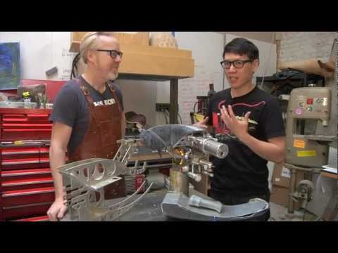 Inside Adam Savage's Cave: The Zorg Industries ZF-1 - UCiDJtJKMICpb9B1qf7qjEOA