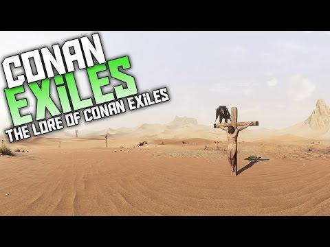 Conan Exiles - Dominate in the World of Conan Official Trailer