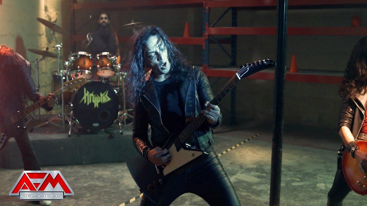 KRYPTOS – Force Of Danger – (2021) // Official Music Video // AFM Records