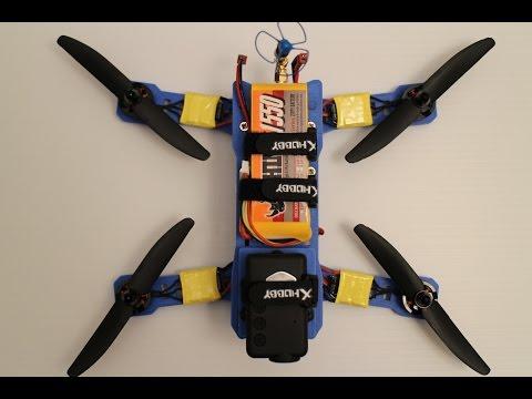 Peon230 - Quadcopter FPV setup - UC_scf0U4iSELX22nC60WDSg