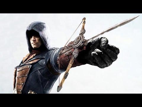 Assassin's Creed Unity Phantom Blade Unboxing - UCKy1dAqELo0zrOtPkf0eTMw
