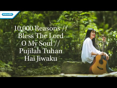 10,000 Reasons / Bless The Lord O My Soul (Pujilah Tuhan Hai Jiwaku) - Herlin Pirena (with lyric)