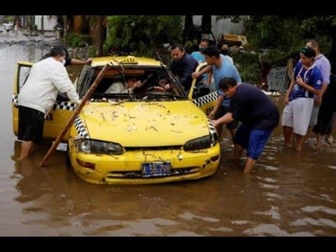 Breaking :Tropical Storm Amanda Kills 20 In El Salvador
