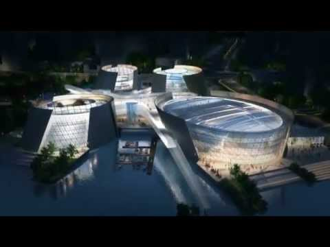 Yuhang Cultural and Art Center_Video