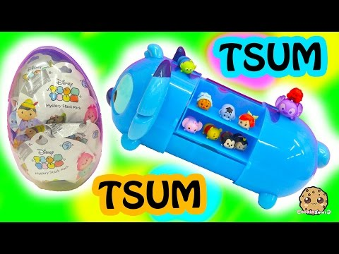 Series 2 Giant Disney Tsum Tsum Collection Case + 10 Surprise Mystery Blind Bags In Egg - UCelMeixAOTs2OQAAi9wU8-g