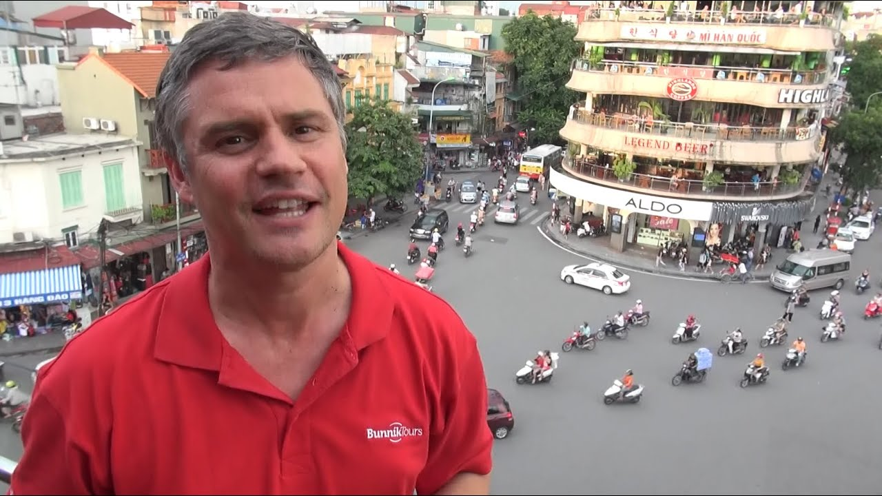 Hanoi, Vietnam with Bunnik Tours - 00:00