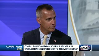 Lewandowski says his access to Trump would be invaluable if he decides to run for Senate