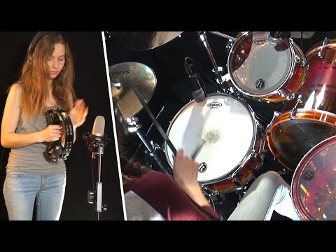 Eye Of The Tiger (Survivor); drum cover by Sina - UCGn3-2LtsXHgtBIdl2Loozw