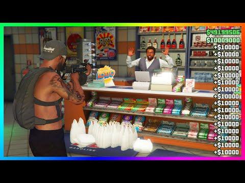 GTA 5 Online Money Glitch 2019! (PS4/XBOX/PC) - UCHsQ_jZj_gMKDhjF7mQzwZw