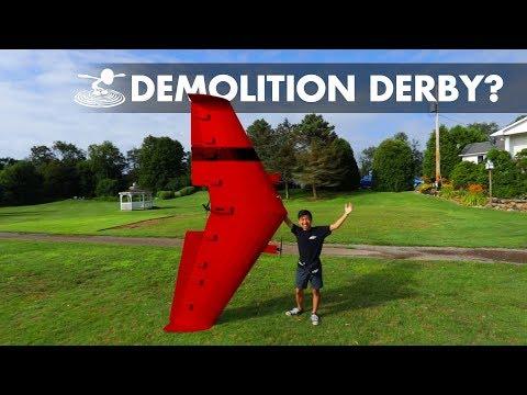 Airplane Demolition Derby!? - UC9zTuyWffK9ckEz1216noAw