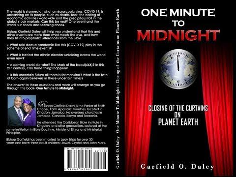 July 22, 2020 [Book Launch] Bishop Garfield Daley