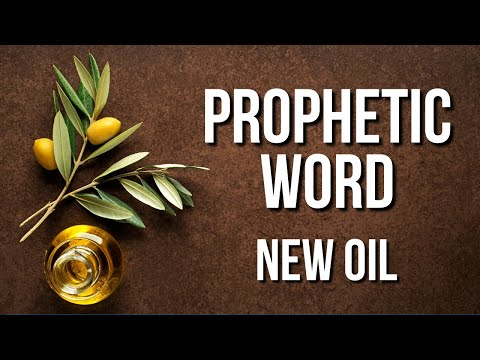 PROPHETIC WORD: Encounter, New Oil, Hungry, Shift, Exit & Occupy