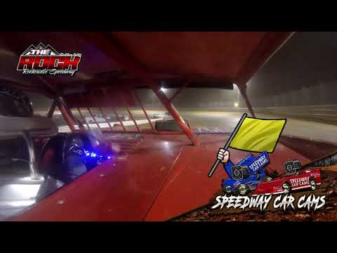 #23B Dalton Brown - Crate Late Model - Rockcastle Speedway - InCar Camera - dirt track racing video image