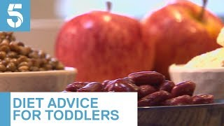 New nutrition guidance for toddlers includes vegan and vegetarian diets | 5 News