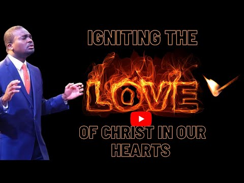 THE SCHOOL OF TYRANNUS  IGNITING THE LOVE OF CHRIST IN OUR HEARTS  DAVID OYEDEPO JNR