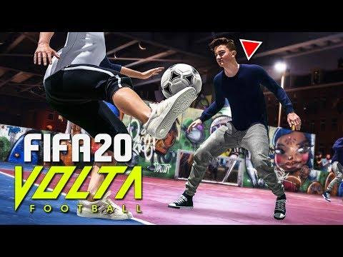 FIFA 20 VOLTA STORY MODE, EPISODE 1!! (FIFA 20 STREET MODE) - UC2wKfjlioOCLP4xQMOWNcgg