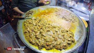 20 KG kaleji fry at a time | street food of Karachi, Pakistan 🇵🇰
