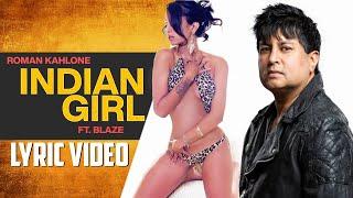 IndianGirl Roman Kahlone - romankahlone , Blues_n_RnB