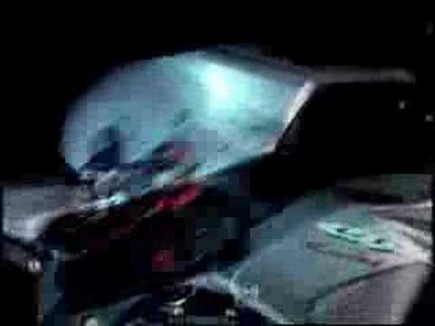 Honda CBR1000RR Commercial