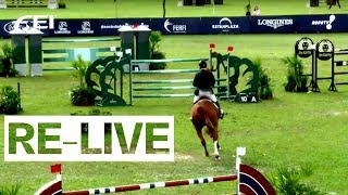 LIVE 🔴 | Grand Prix | São Paulo | FEI Jumping World Cup™  Qualifier