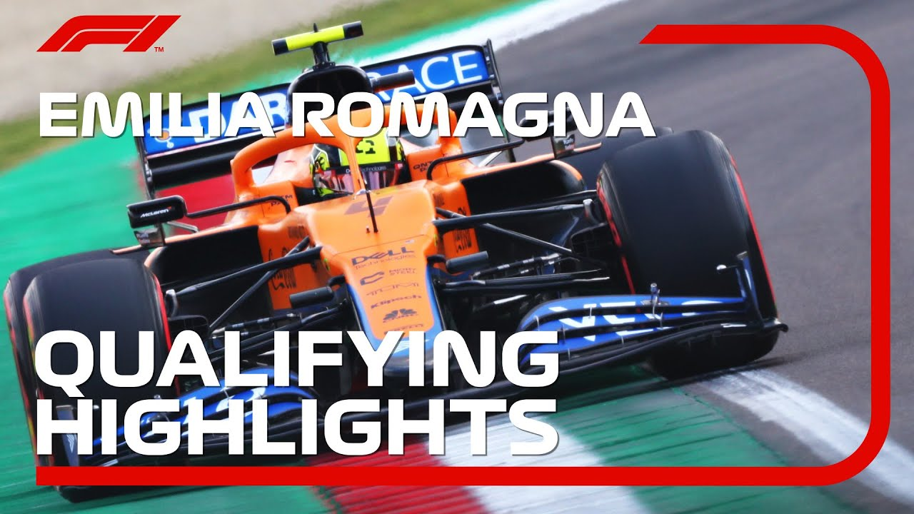 Qualifying Highlights | 2021 Emilia Romagna Grand Prix