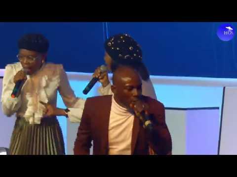 MOSES ONAFEGHARA MINISTRATION  78 HOURS MARATHON MESSIAH'S PRAISE 2020