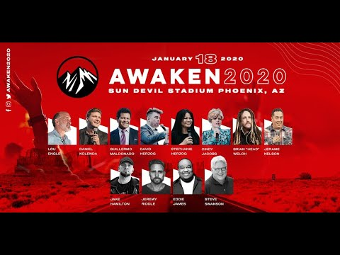 AWAKEN 2020 - January 18