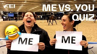 ME vs. YOU  feat. Kasey Perry-Glass and Holly Gorman - The Sister's Battle | FEI Dressage World Cup™