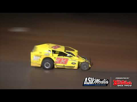 V8 Dirt Modifieds: King of the Ring - A-Main - Maryborough Speedway - 15.05.2021 - dirt track racing video image