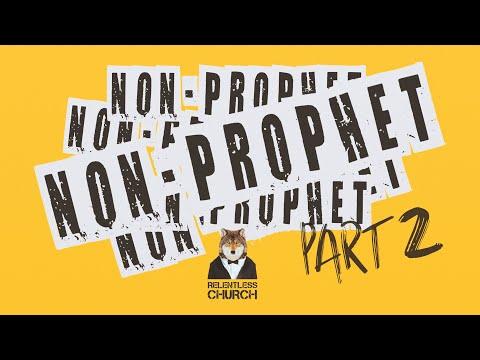 Non Prophet Part II  John Gray