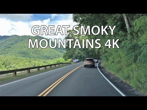 Drive 4K - America's Most Popular Park - USA - UCBcVQr-07MH-p9e2kRTdB3A