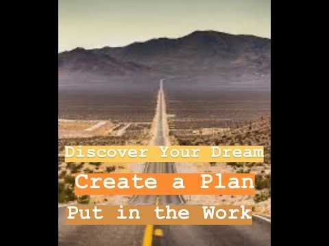 Dream - Plan - Work