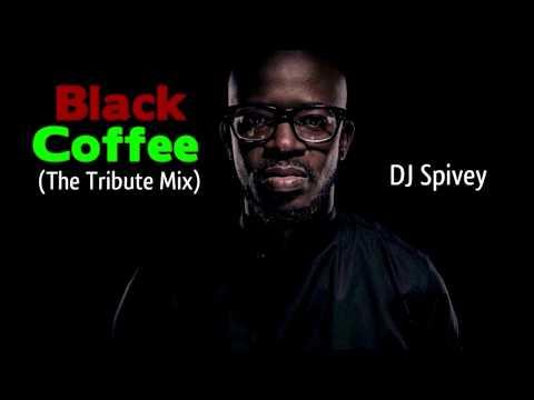 """Black Coffee """"The Tribute Mix"""" (A Soulful House Mix) by: DJ Spivey - UC3V1k-v-bMwDsvxtUZCwBgA"""