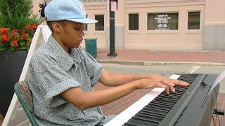 Street musicians a hit in Over-the-Rhine, downtown