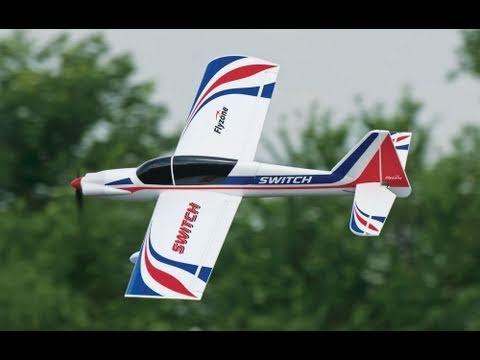 The Switch RC Plane Review and Maiden Flight - UCguLtv7WI_rTVjxQAKEntzw