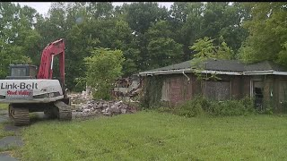 Historic Youngstown motel listed in Green Book being demolished