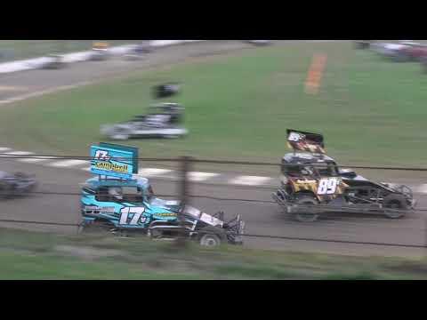 Stockcars Wanganui Group 1 Race 2 - dirt track racing video image